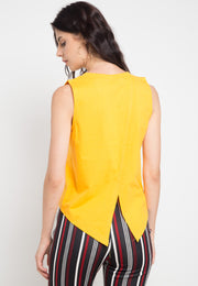 Cami Top With Back Detail