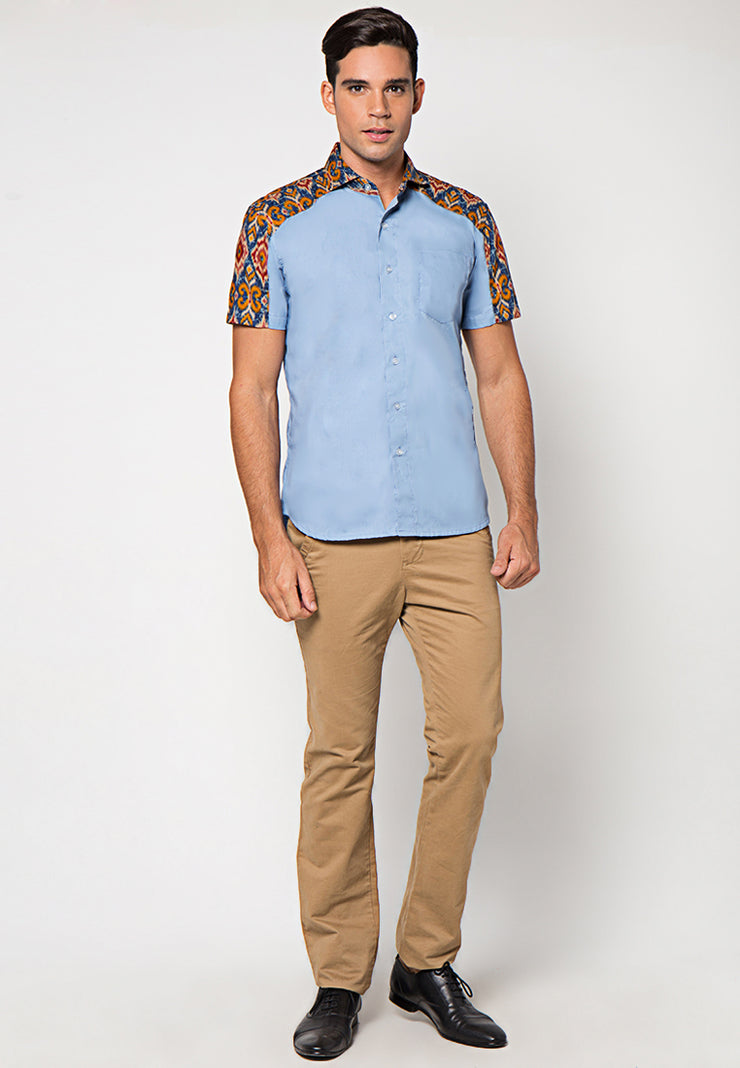 Judge.Man Leonel Shirt - Blue