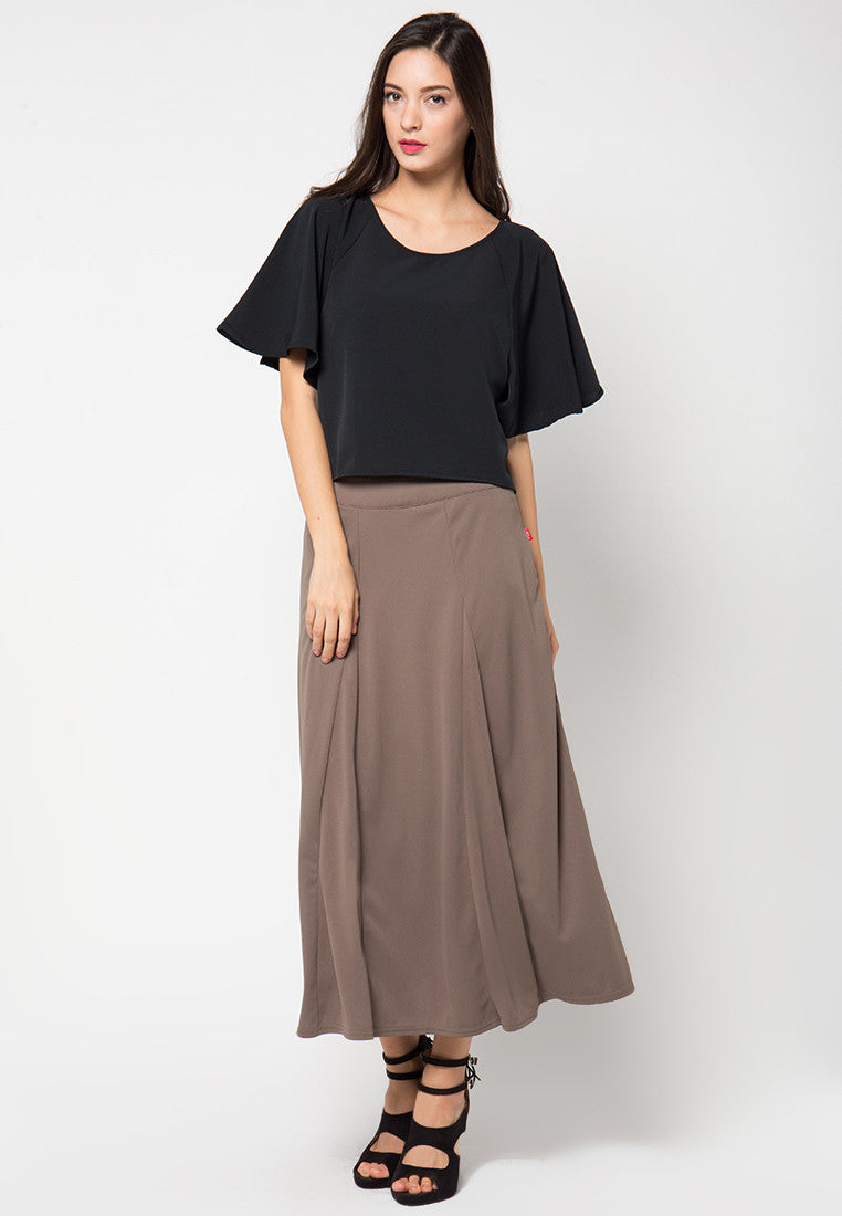 Marrie Blouse - Black