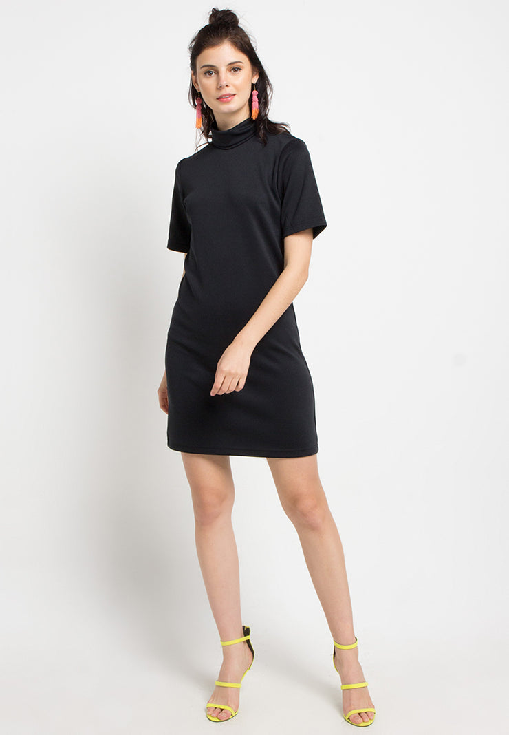 Jovanka Dress - Black