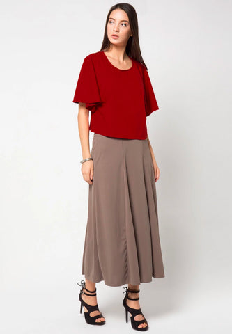 Marrie Blouse - Red
