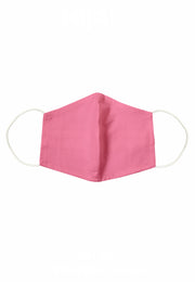 Duck Bill Cotton Face Mask with Filter Pocket - Bubblegum ( Bundling )