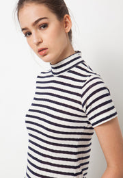 Striped Turtle Top