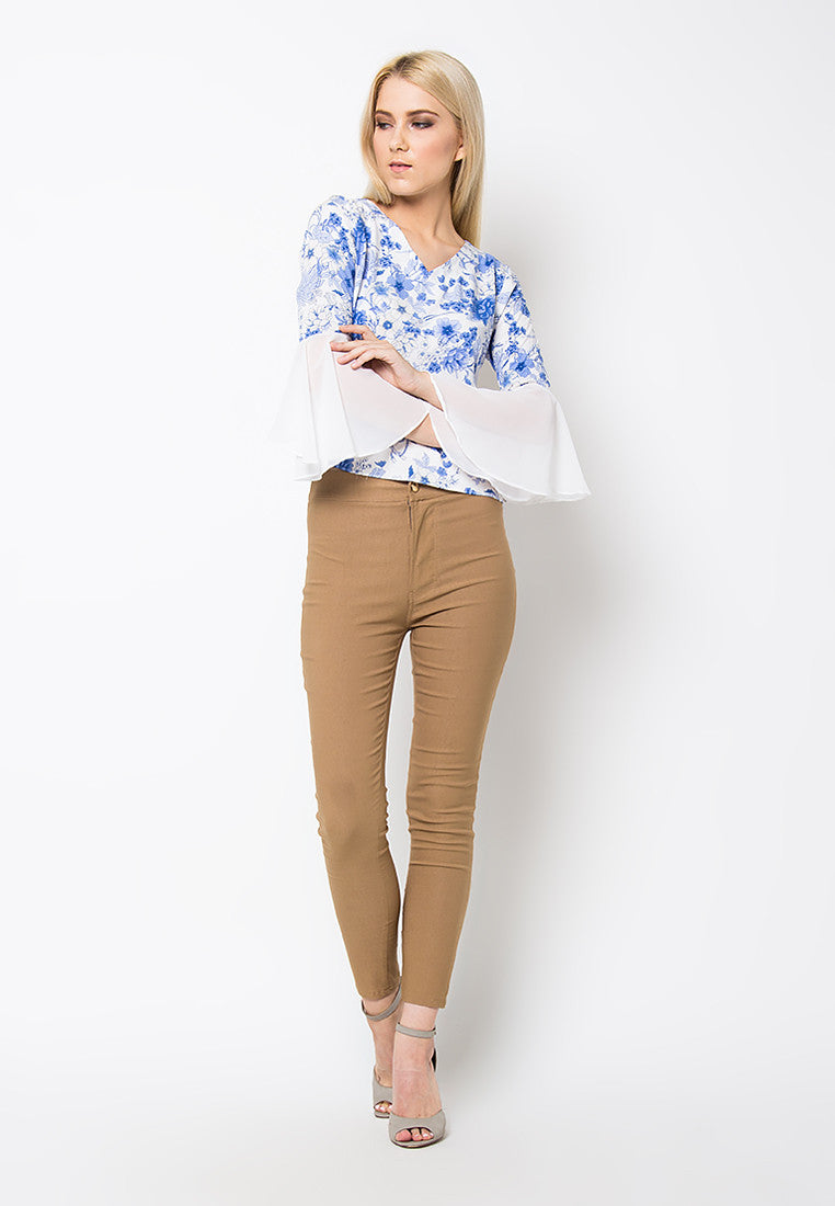 Catlyn Floral Blouse