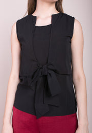 Ribbon Vest Top
