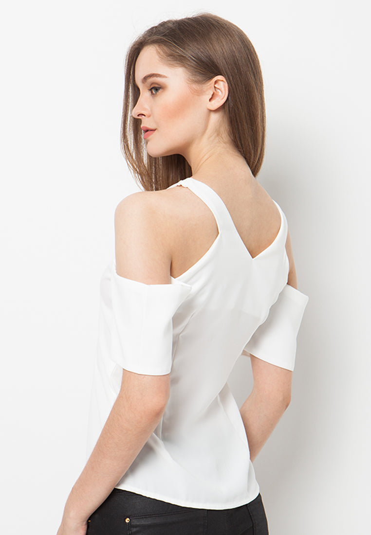 Sofia Top - White