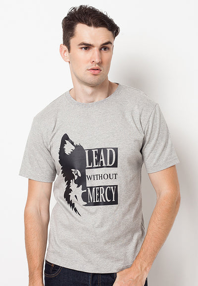 Lead Without Mercy T-shirt
