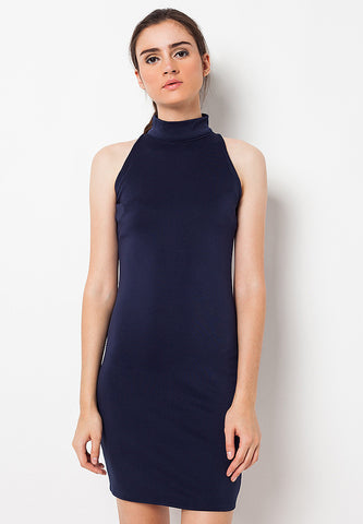 Full Neck Dress