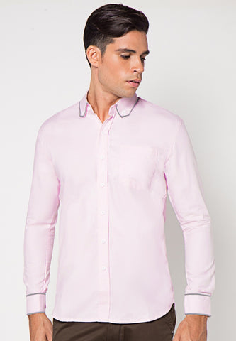 Judge.Man Gustavo Shirt - pink