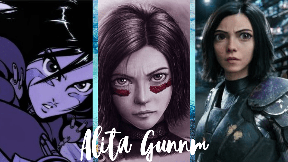 Who is Alita? - FIHEROE.