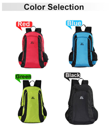 Backpack-Chair ( Folding Chair built-in, available in 4 different colors) - Handy Treat