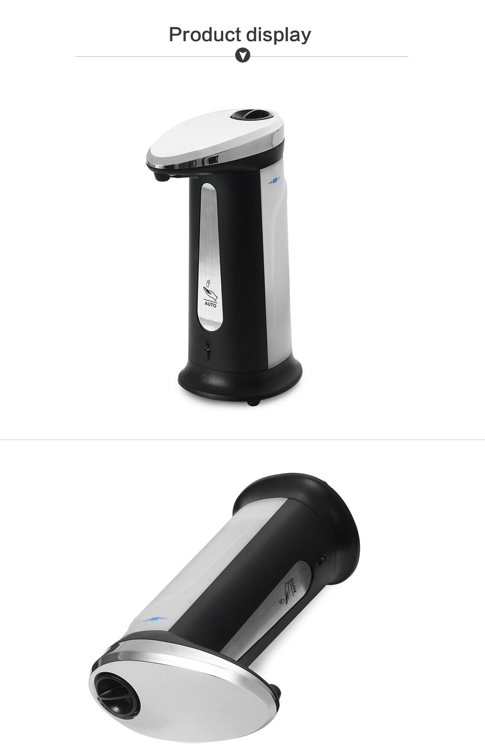 Automatic Soap Dispenser - Handy Treat