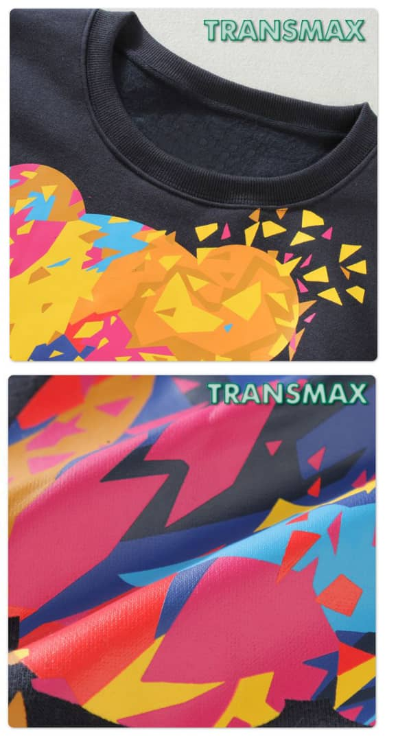 A4 Transmax Transfer Paper for Dark material (100 Sheets)