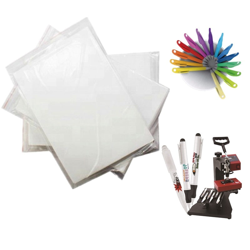 Laser Transfer A4 Paper for Pen (100 Sheets )