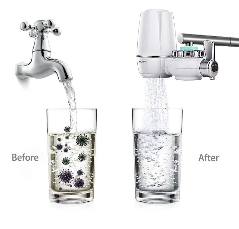 On-Tap Faucet Filtration System