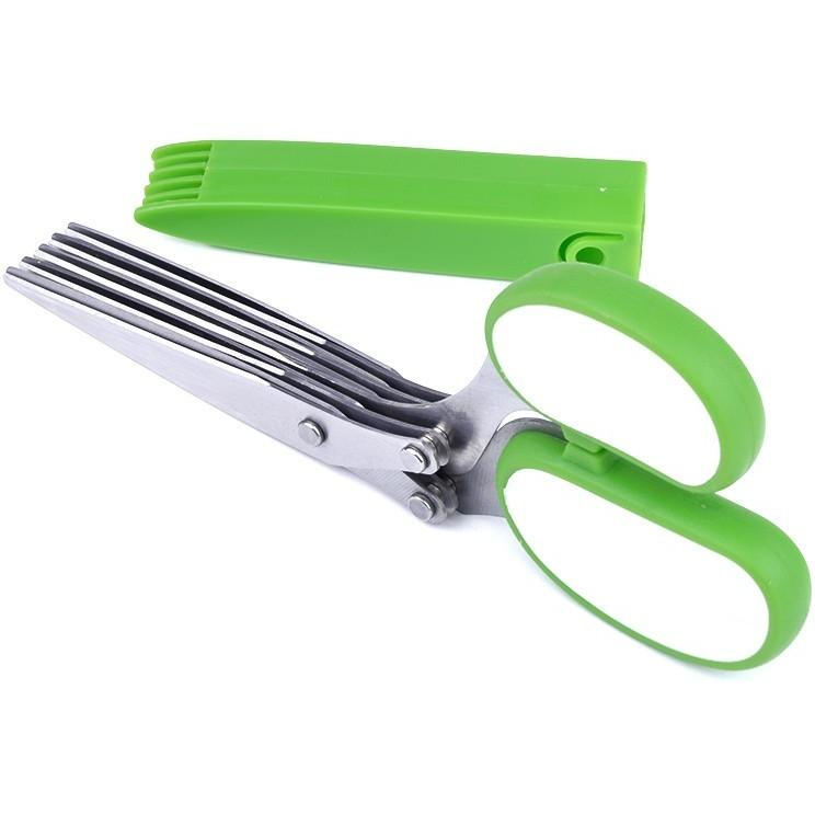 Five Layers Scissors - Handy Treat