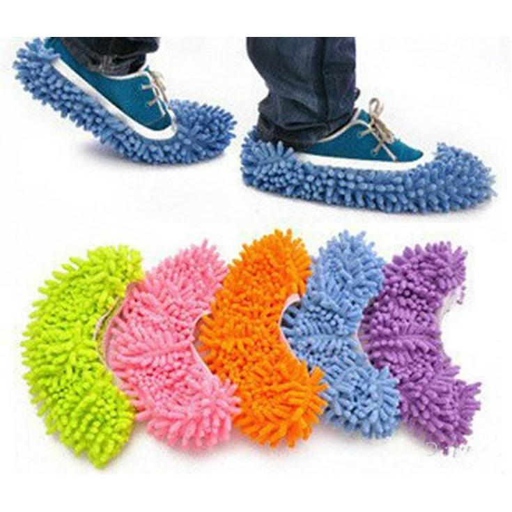 Floor Cleaning Slipper