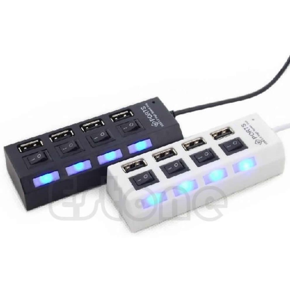 LED USB Splitter - Handy Treat
