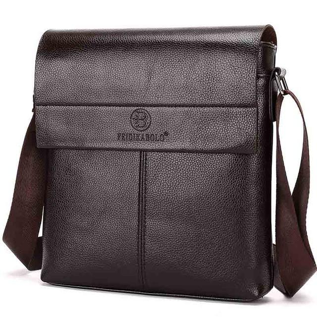 Stylish Messenger Bag (Matching Wallet included) - Handy Treat