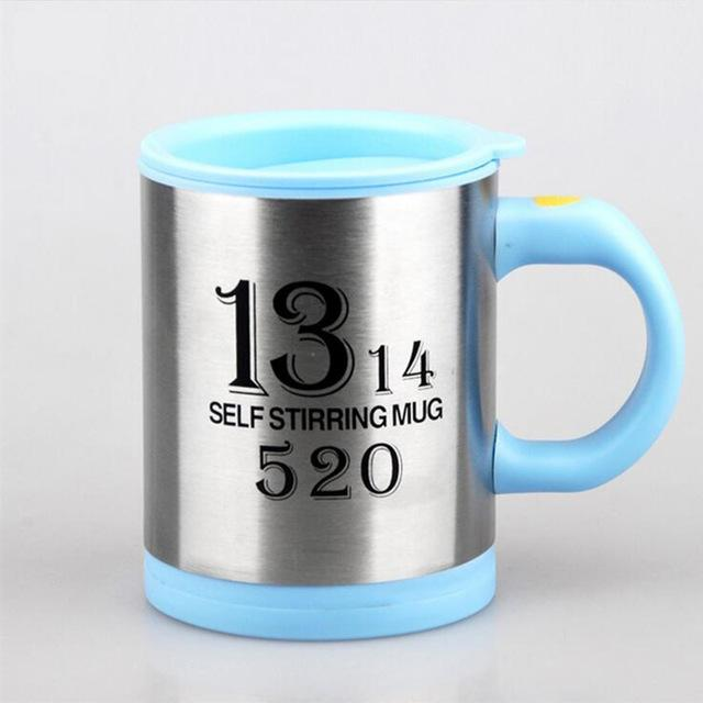Self Stirrer Mug - Handy Treat