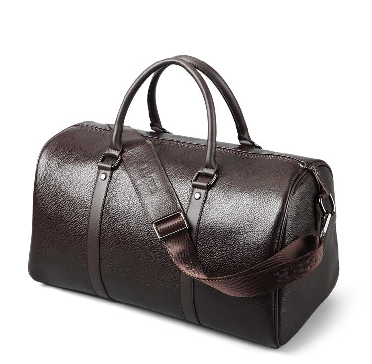 Duffel Bag (Pure Leather) - Handy Treat