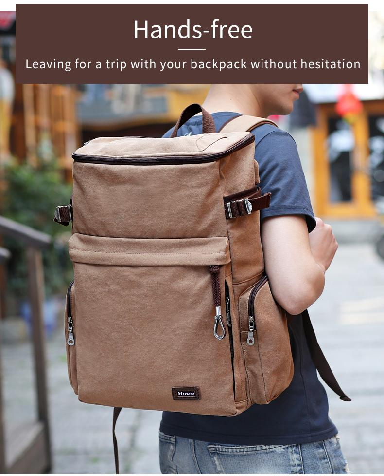 Vintage Backpack - Handy Treat