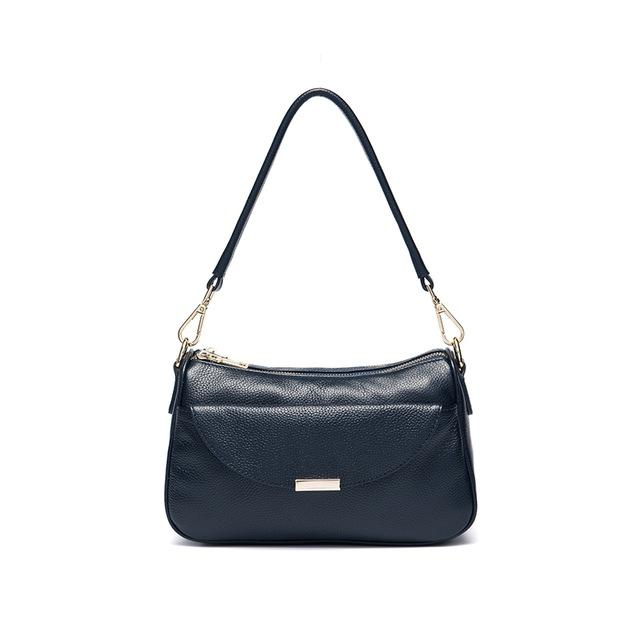 Elegant Hand Bag - Pure Cow Leather - Handy Treat