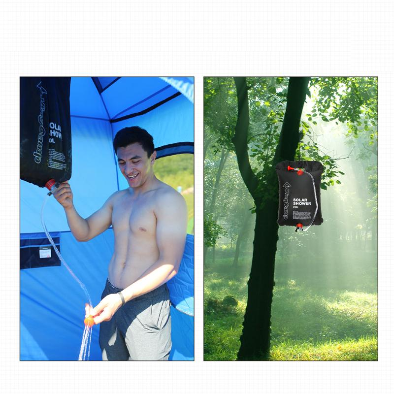 Portable Solar Shower - Handy Treat