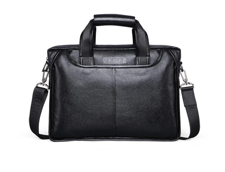 Office Bag for men ( Genuine Leather) - Handy Treat
