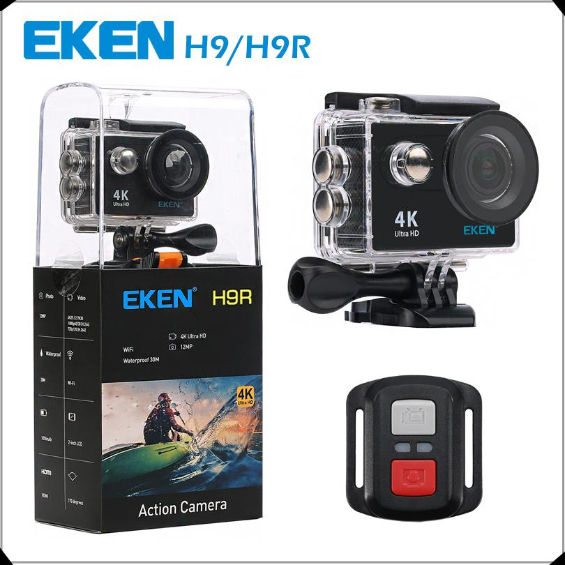 EKEN H9 / H9R Action Camera (Waterproof & Wi-FI)