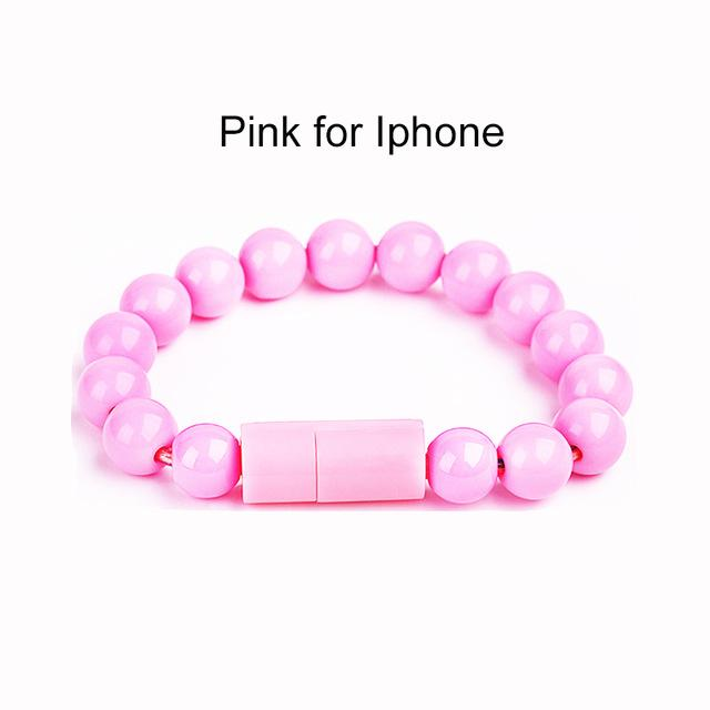 Bead Fast Charger Bracelet - Handy Treat