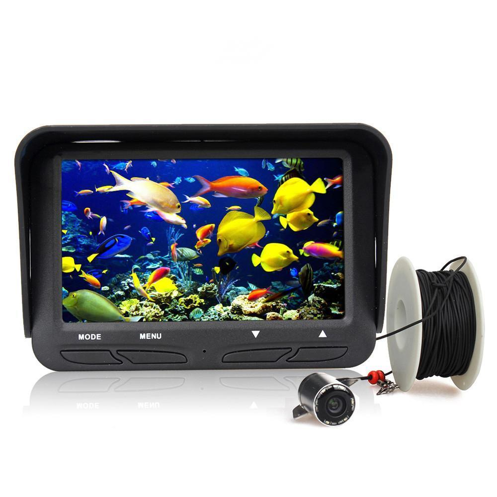 Professional Underwater Fishing Camera with Night Vision - Handy Treat