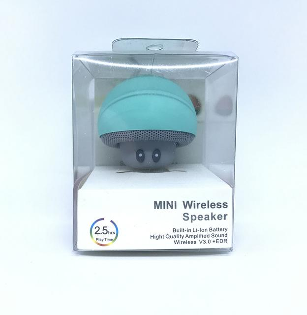 Wireless Portable Mushroom Waterproof Speaker - Handy Treat