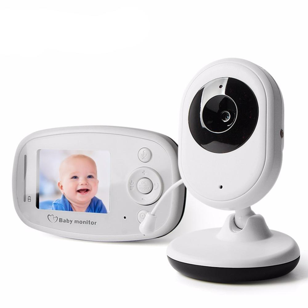 2.4GHz Wireless Baby Monitor