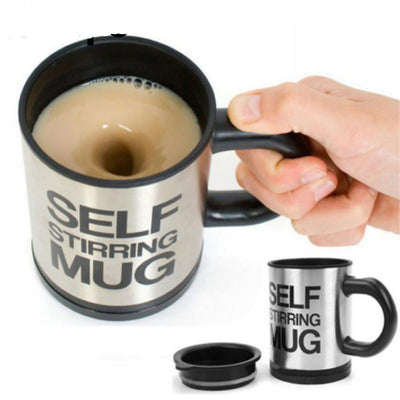 Self Stirrer Mug