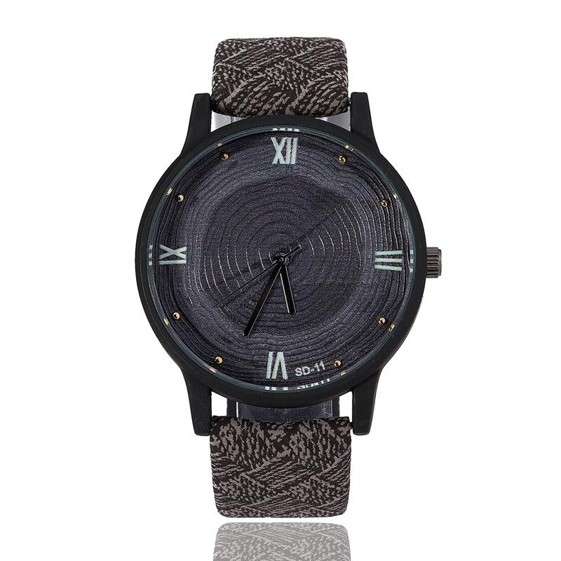 Retro Vintage Wooden Style - Women's Watch ( Available in 5 different colors) - Handy Treat