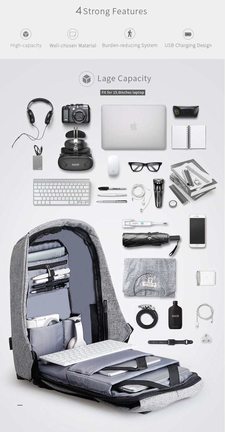 Multi-Function Backpack - Handy Treat