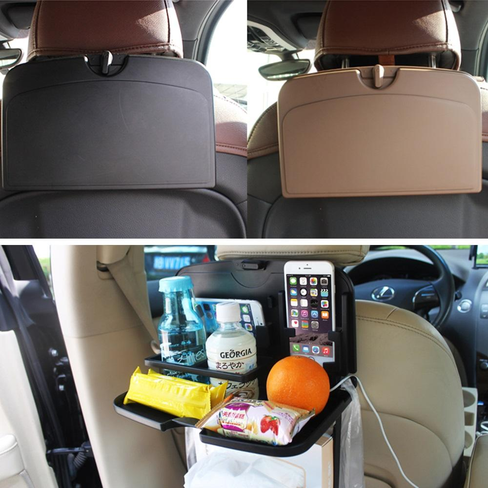 Car Folding Food Tray (Available in 2 colors)