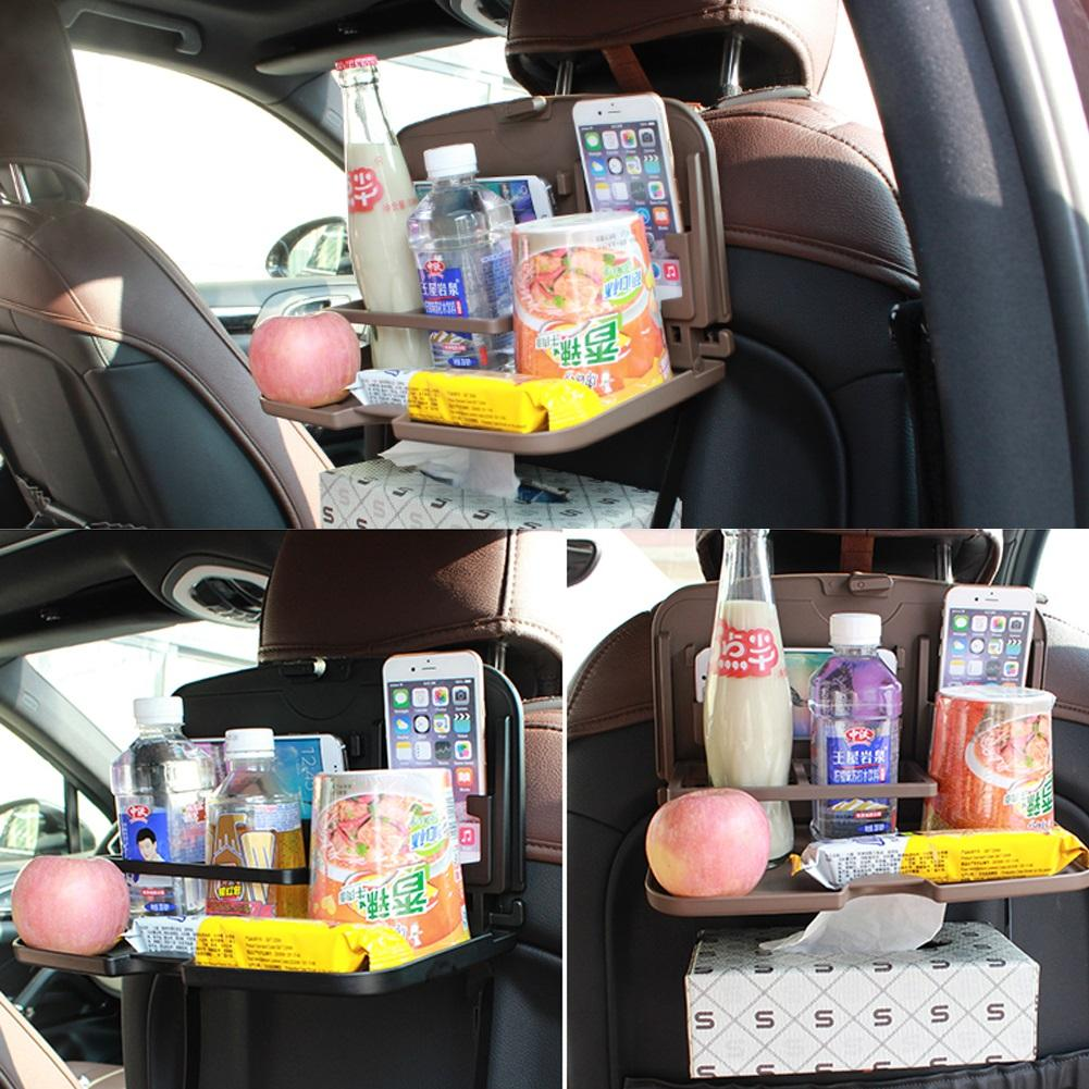 Car Folding Food Tray (Available in 2 colors) - Handy Treat