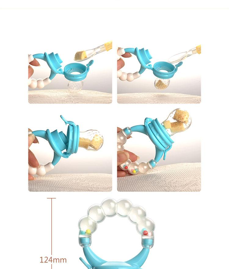 Baby Fresh Food Pacifier - Handy Treat