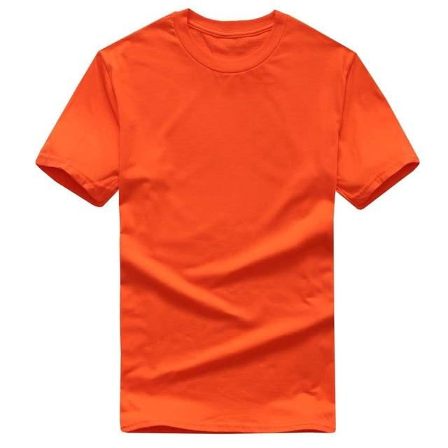 Men's T-shirt (Blank & 100% cotton) - Handy Treat