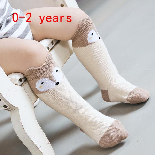 Knee High Baby Girl Socks - Handy Treat