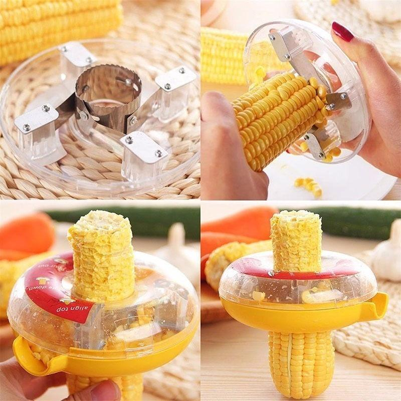Corn Stripper - Handy Treat