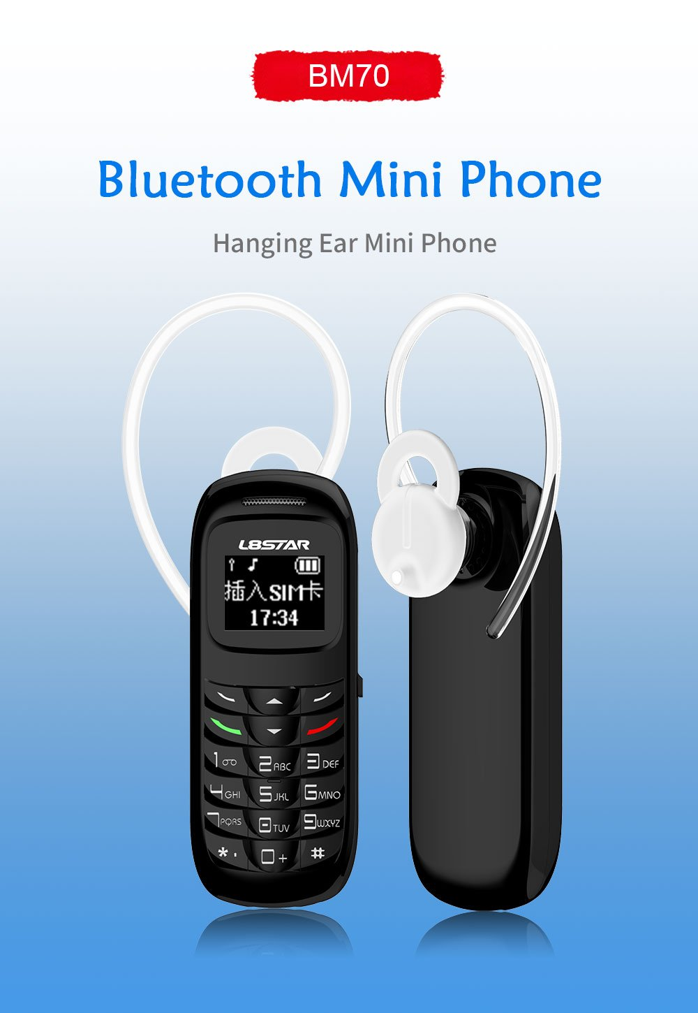 Mini Pocket Cellphone - Handy Treat