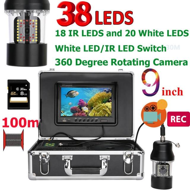 "Fishing Finder Camera 9"" with DVR Recorder - Handy Treat"