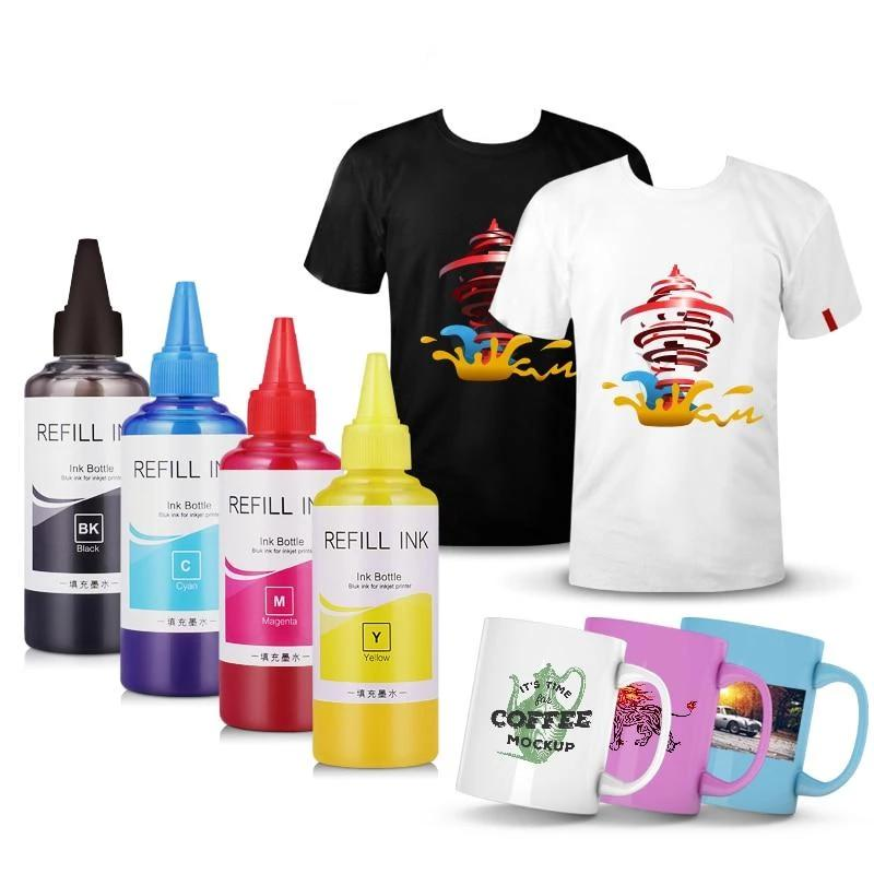 Sublimation Ink (4 x 100ml)