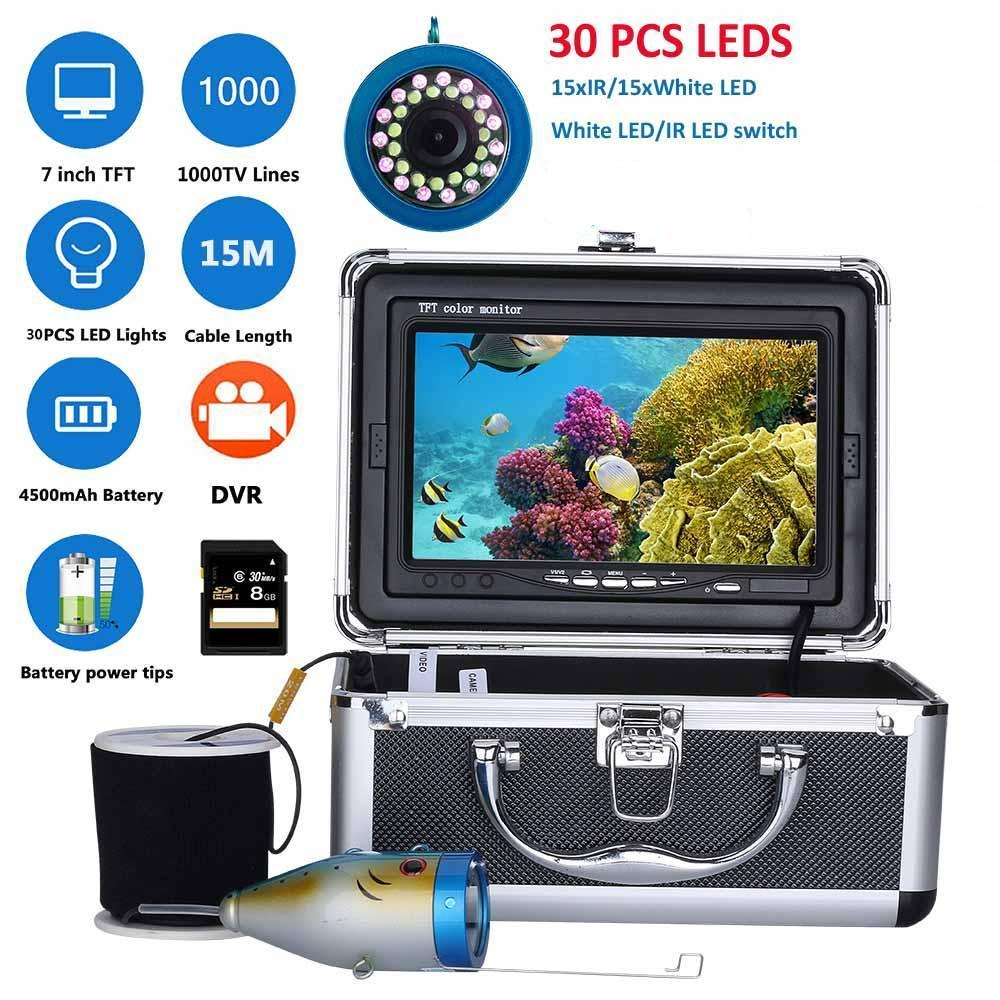 Fish Finder Camera with DVR Recorder - Handy Treat