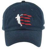 USA Lacrosse Baseball Cap Nantucket Buckets