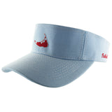 Nantucket Island Visor