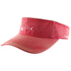 Fishbone Nantucket Red Visor